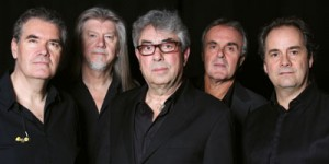 10CC with Graham Gouldman centre