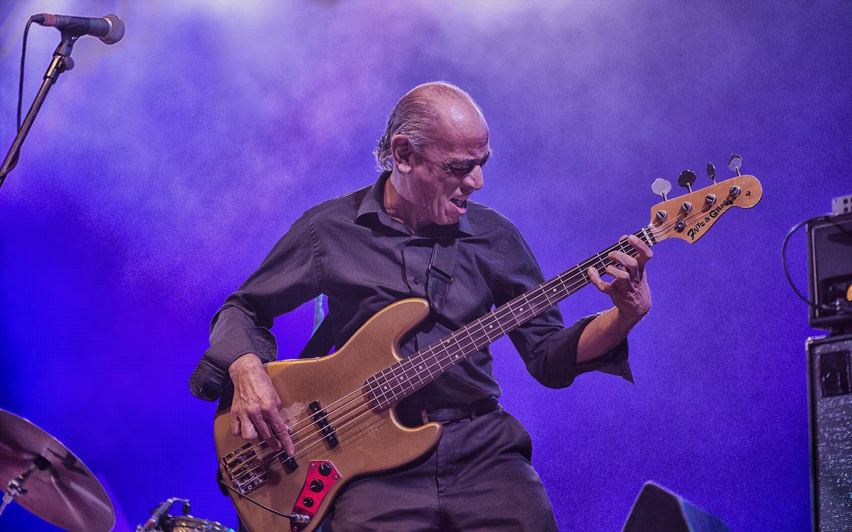 wilko-bassist